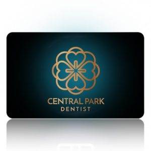 Gift Card Central Park Dentist