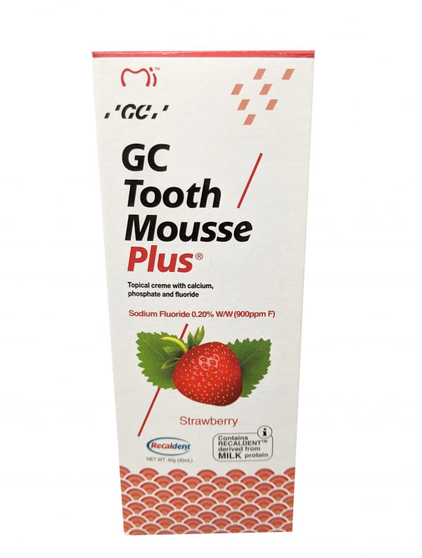 Tooth Mousse Plus Strawberry